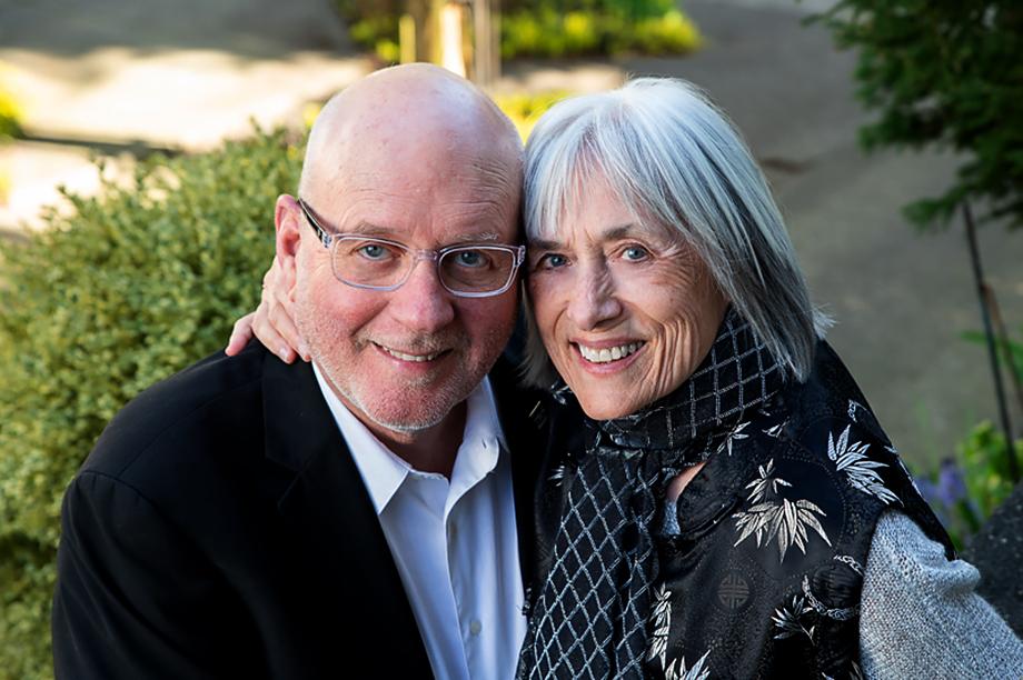 Warner & Karen, 2018